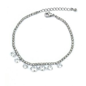 Pai line crystal twinkling bracelet
